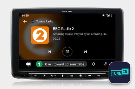INE-F904D - TuneIn Radio