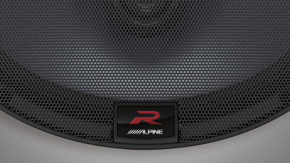 Alpine R-Series speakers