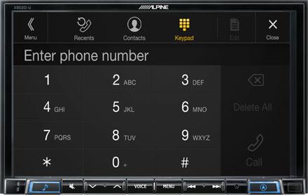 Built-in Bluetooth® Technology - X802D-U