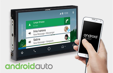 Freestyle - Works with Android Auto - X902DC-F