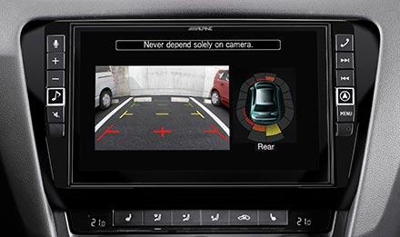 Skoda Octavia 3 - Parking Sensors - X902D-OC3