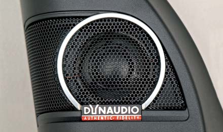 Golf 6 - Compatible with Dynaudio Sound System  - X902D-G6